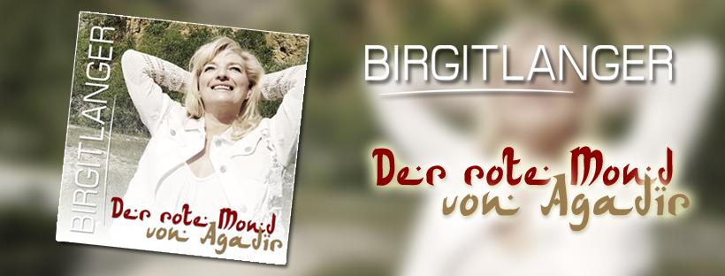Birgit Langer - Der rote Mond von Agadir